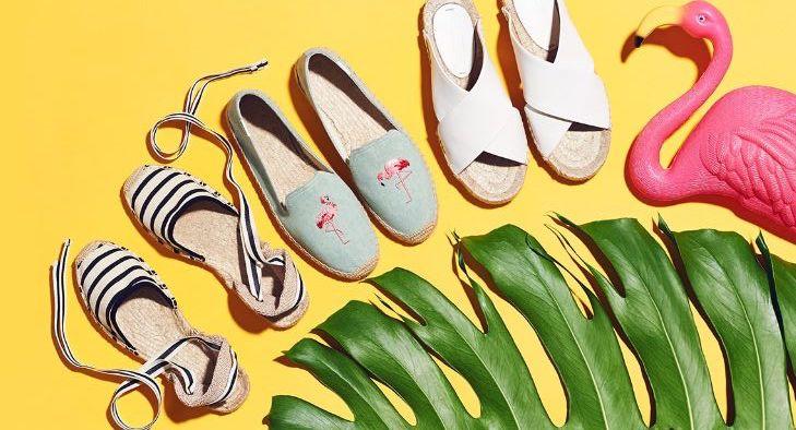夏天除了凉鞋凉拖凉高跟,敢不敢来几双好看又舒服的 | 6 款休闲鞋推荐