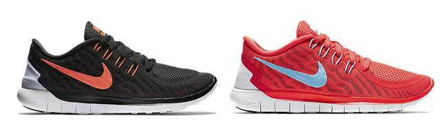 NIKE:耐克 Free 5.0 跑鞋.jpg
