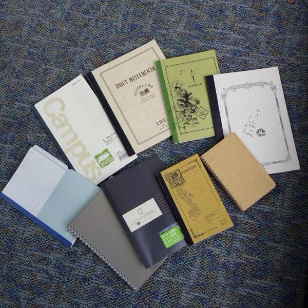 这 6 款均价不到 30 元的笔记本,都有 100 元本子的纸质