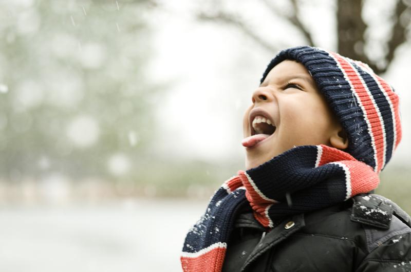 冬天怎能少得了围巾?系法也为你想好啦