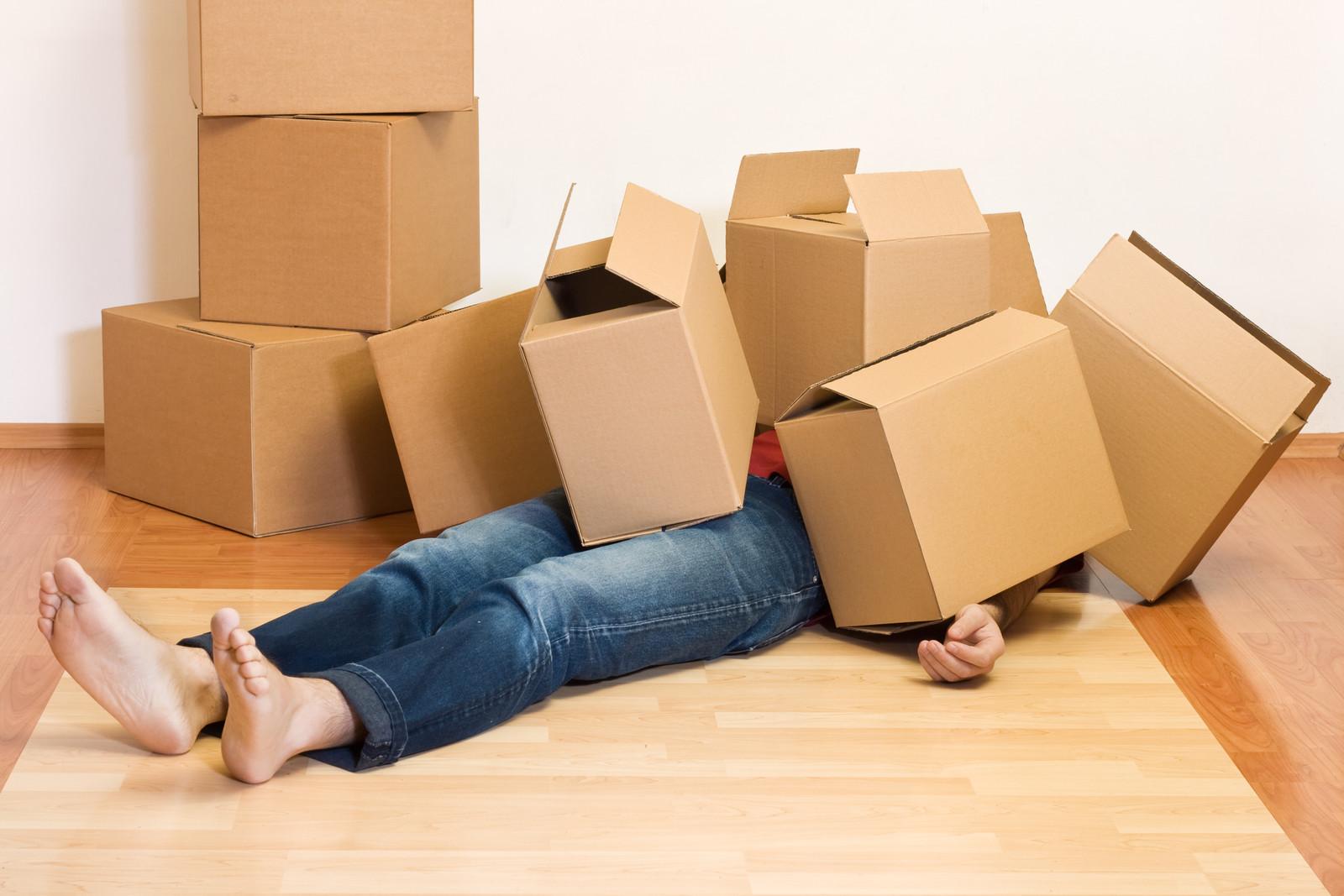 3 步学会完美打包术,从此搬家不抓狂|附 7 件必备收纳小工具